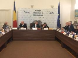 ALDE Consiliul National