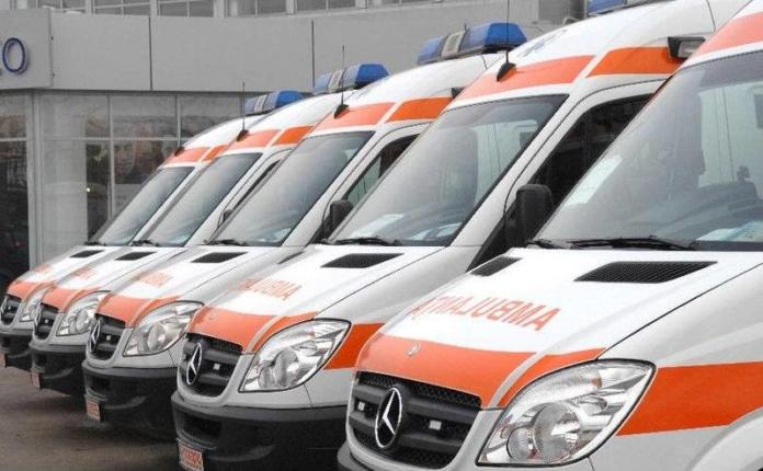 Ambulanțe