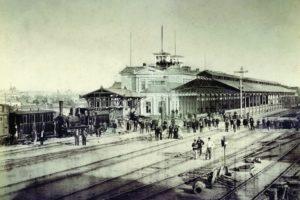 Gara de Nord 1872