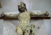 Statuie Isus