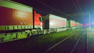 Tren ro la