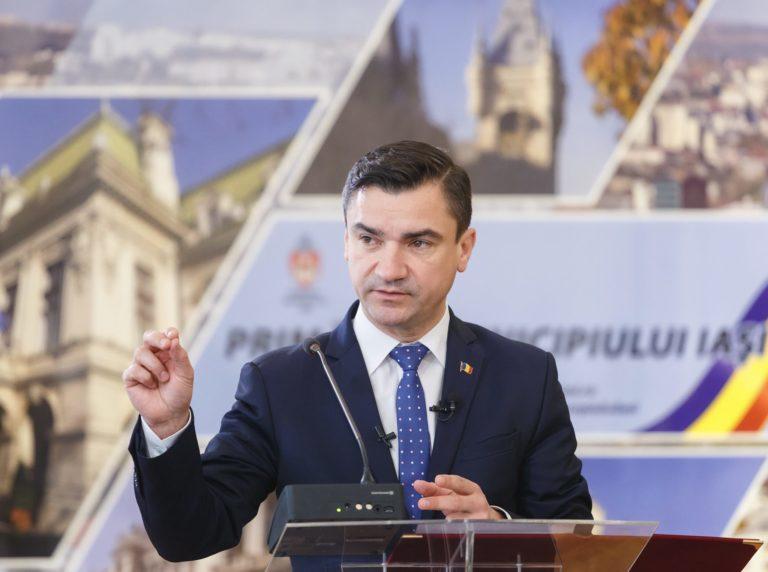 VIDEO/ Mihai Chirica, primarul din Iași, despre incendiul de la Spitalul de Copii: Focul a izbucnit de la un echipament medical