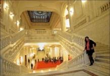 palatul parlamentului vizite