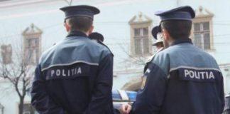 patrula politisti
