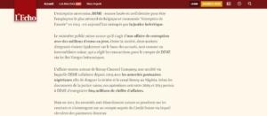 articol belgia coruptie rompetrol