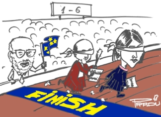 FINISH JUSTICE