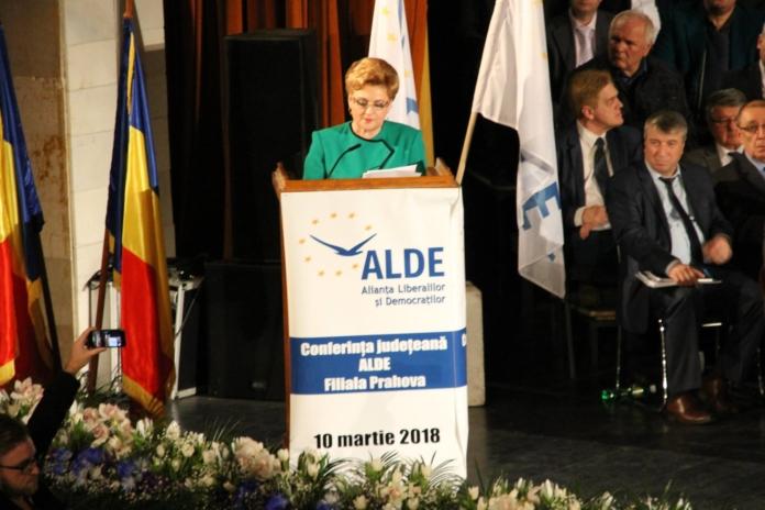 Gratiela Gavrilescu ALDE