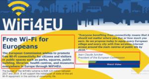 Wi-FI Europa