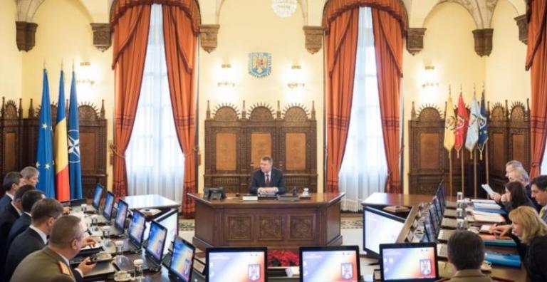 PMP cere lui Iohannis să convoace CSAT pe criza sanitară