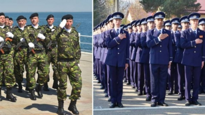 militari si politisti