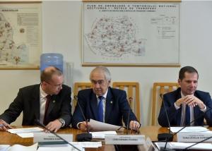 Florin Carciumaru presedinte Comisie administratie senat