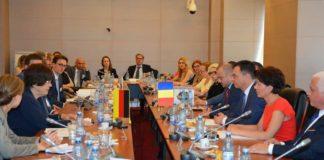 Comisia Mixta Guvernamentala de colaborare economică România - Baden-Württembe