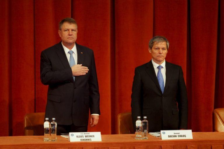 Cioloș – PRIMA REACȚIE după desemnarea ca premier: Este o onoare și o mare responsabilitate pentru care suntem pregătiți, așa cum am și anunțat încă de la plecarea USR din guvern