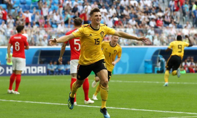 Anglia pierde finala mică, împotriva Belgiei