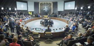 NATO Summit Brussels 2018 - Meeting of the North Atlantic Council at the level of Heads of State and Government