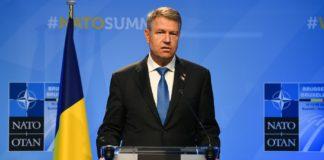 Iohannis NATO