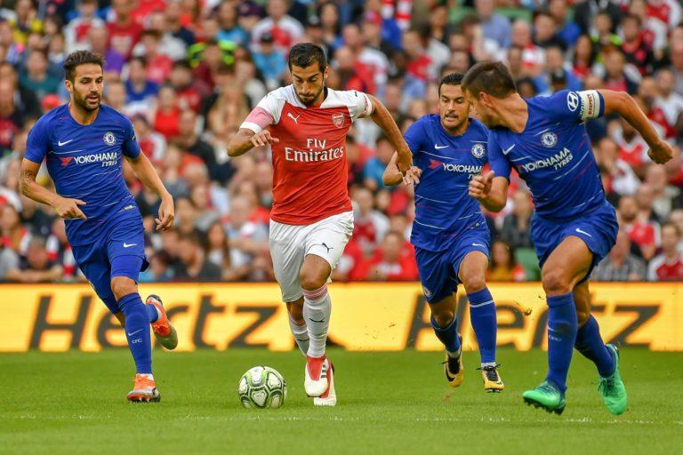 Arsenal pierde în prima etapă pe terenul lui Chelsea