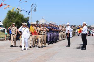 parada ziua marinei