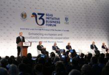 3 seas initiative business forum