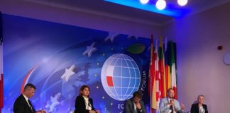 Ioana Bran Forum economic Polonia