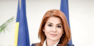 Ioana Bran Ministru
