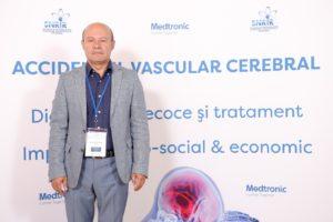 Prof Univ Dr Gheorghe Iana - Presedinte SNRIR