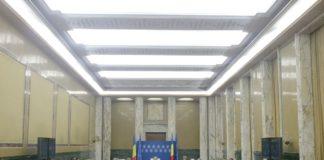 Sedinta de guvern Dancila