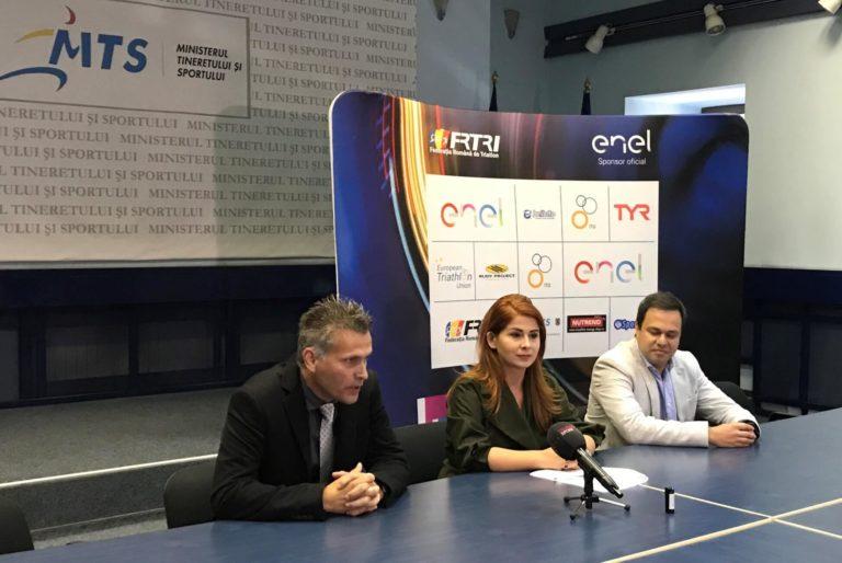Campionatele Europene de Whinter Triathlon vor avea loc în România