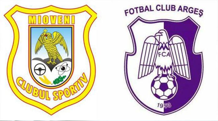 CS Mioveni FC arges