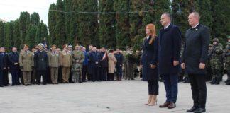Ioana Bran Ziua Armatei 25 octombrie
