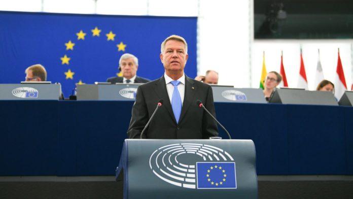 Iohannis Parlamentul European