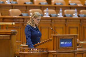 Beatrice Tudor PSD deputat