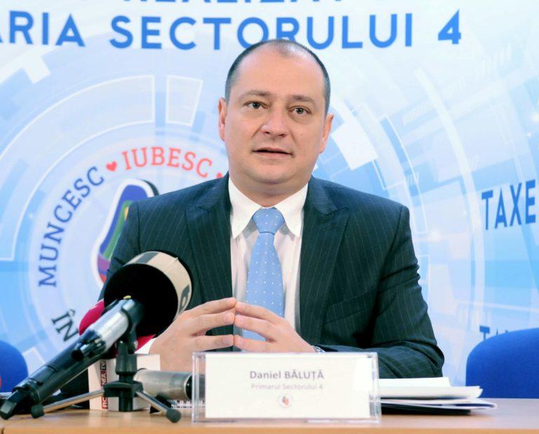 Primarul Sectorului 4, la inaugurarea unei grădinițe: Aşteptăm cu nerăbdare adoptarea PNRR