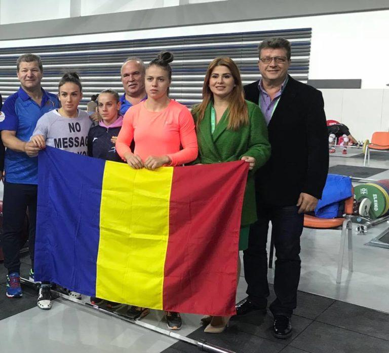 Ministrul Tineretului și Sportului, alături de sportivii români care concurează în Turkmenistan