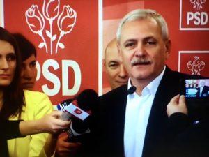 Dragnea CEx PSD