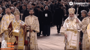 Patriarhul Ecumenic Bartolomeu