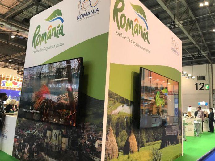 Romania promovata targ turism