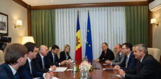 intrevedere pm Moldova radu oprea