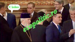 Imagine 2 Iohannis il sfideaza pe Ciolos