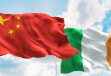 Irlanda-China