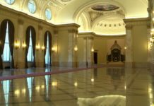 Palatului Regal sala Tronului