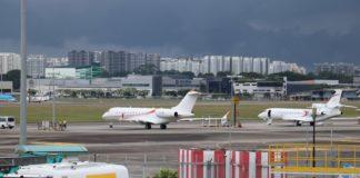 conflict intre spatiu aerian malaezia singapore