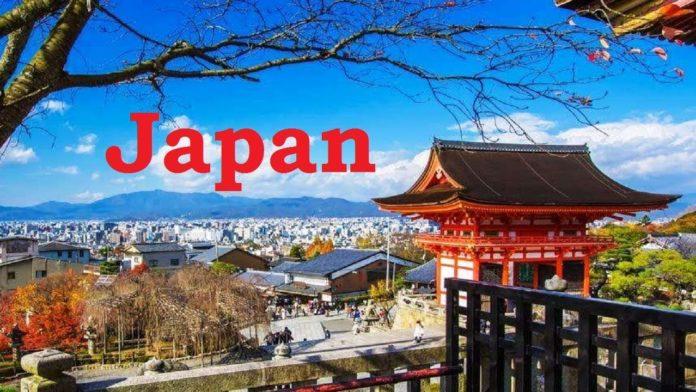 japonia turism