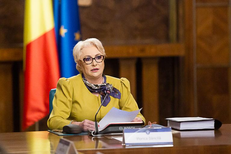 Viorica Dăncilă: Nu văd motivul pentru alegeri anticipate