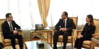 radu Oprea si Mostafa Madbouly, Prim-ministru al Republicii Arabe Egipt