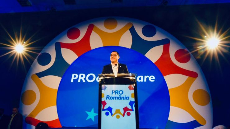 """Victor Ponta a prezentat primele două măsuri """"vitale și urgente"""" pentru ieșirea din criză"""