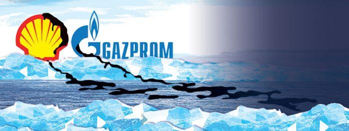 Shell Gazprom