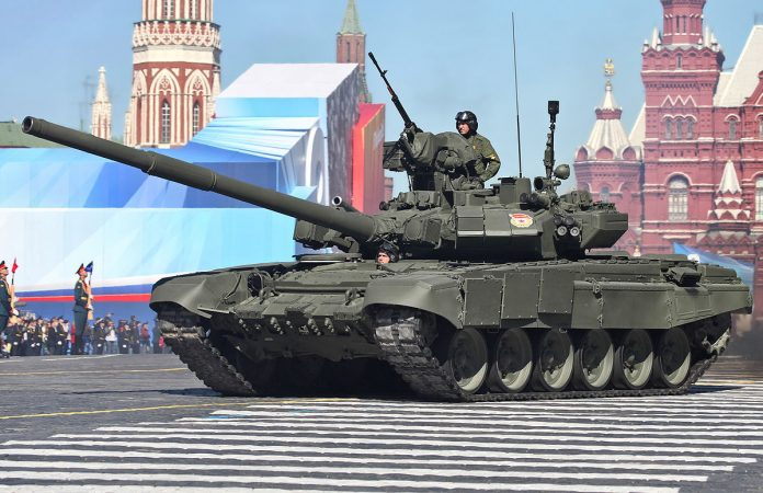 T90 tanc rusia