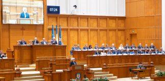 dancila solemna nato parlament