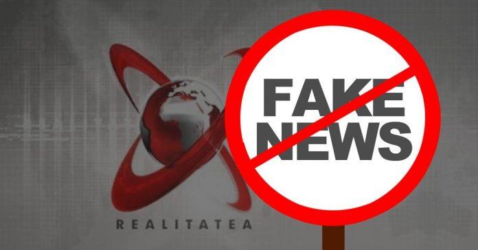 fake news realitatea